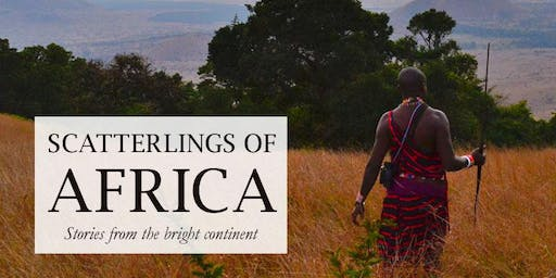 Scatterlings of Africa (Oral storytelling show, 16+, English)