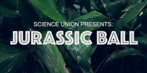 UWA Science Union // Jurassic Ball 2019