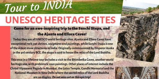 Tour to India - UNESCO Heritage Sites