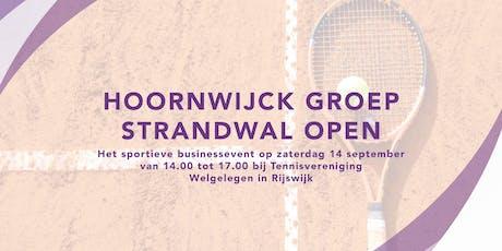 Hoornwijck Groep Strandwal Open tickets