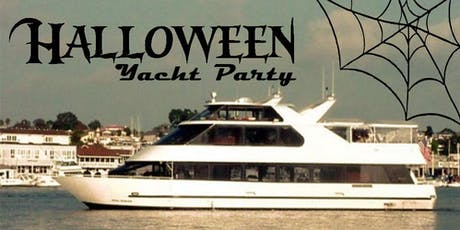 Halloween Yacht Party tickets