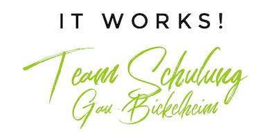 It Works Team Schulung Gau-Bickelheim (Rheinland-Pfalz)
