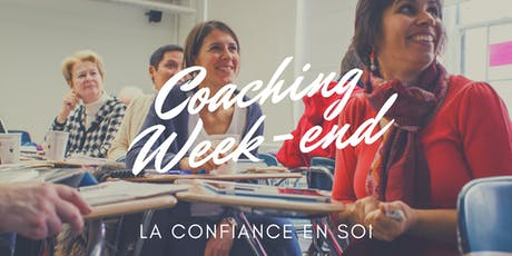 "Coaching week-end ""Confiance en soi"" billets"