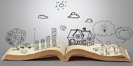 A2:Clymu Cyrchddulliau creadigol sgrifennu straeon a chymeriadau - ( Sesiwn ddwyieithog/A2: Connect Creative approaches to writing stories  and characters - (Bilingual Session ) tickets