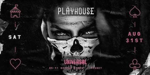 Playhouse Sydney Returns