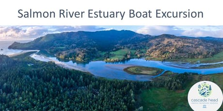 Salmon River Estuary - Boat Excursion & Gyotaku tickets