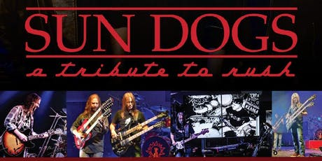 Sun Dogs A Tribute to Rush tickets