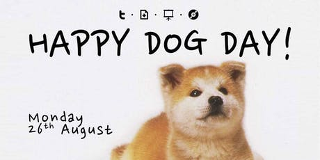 "TDSC presents International Dog Day ""Hachiko (1987)"" tickets"