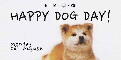 "TDSC presents International Dog Day ""Hachiko (1987)"""