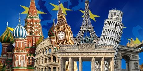 Europe air land and sea for Chinese travellers
