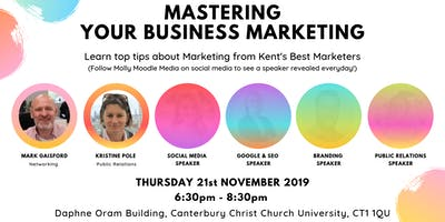 Mastering Your Business Marketing: Canterbury