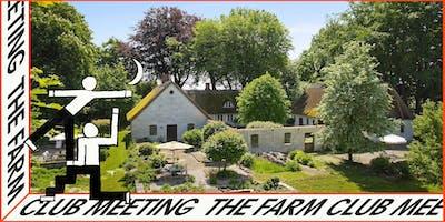 Social Service Club Meeting @ The Farm