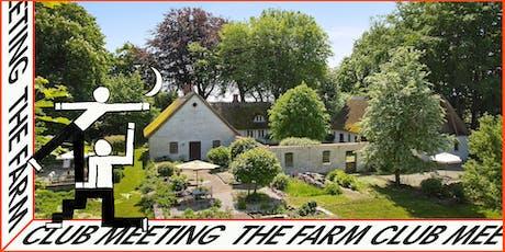 Social Service Club @ The Farm tickets