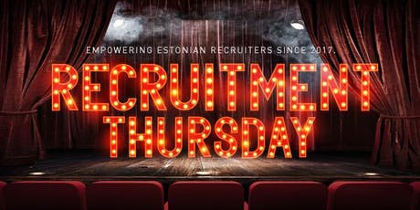 Recruitment Thursday with Jan Tegze tickets