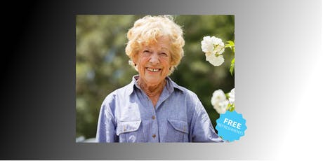 Planning Ahead: planning your future as you age - Orange Library tickets