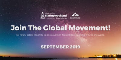 Global Startup Weekend Women | Melbourne