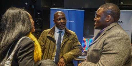 One Africa Business Network: Boosting Entrepreneurship & SME Growth in the Midlands  tickets
