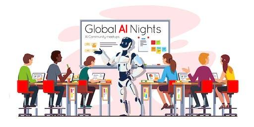 Global AI Night Wrocław 2019
