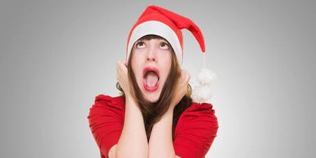 The 12 Anxieties of Christmas and how to handle them - evening session tickets
