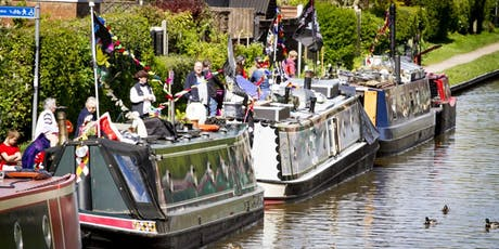Milton Keynes RCTA August BH Floating Market tickets