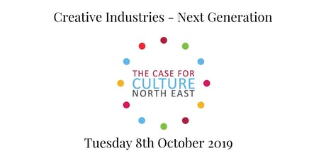 Creative Industries - Next Generation tickets