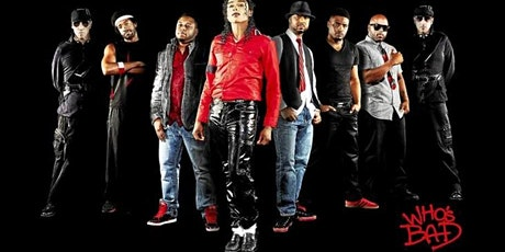 Who's Bad: The Ultimate Michael Jackson Tribute Band tickets