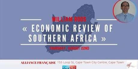 « Economic review of Southern Africa » by William Roos tickets