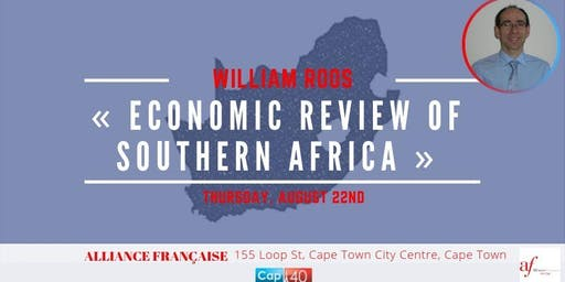 « Economic review of Southern Africa » by William Roos