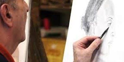 MONDAYS: Portrait and Figure Drawing (G.6-G.8) - 1,200 baht