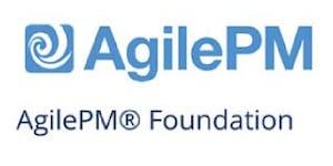 Agile Project Management Foundation (AgilePM®) 3 Days...