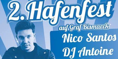 2. Hafenfest auf Graf Bismarck / Freitag Tickets