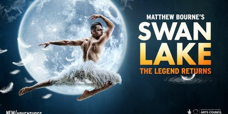 "Matthew Bourne's ""Swan Lake"" tickets"