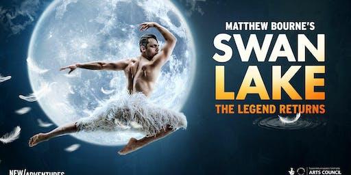 "Matthew Bourne's ""Swan Lake"""