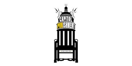 """Capitol PUNishment"" tickets"