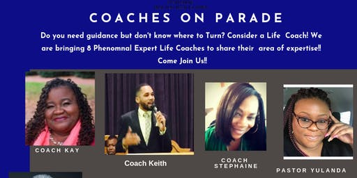 Coaches  On Parade