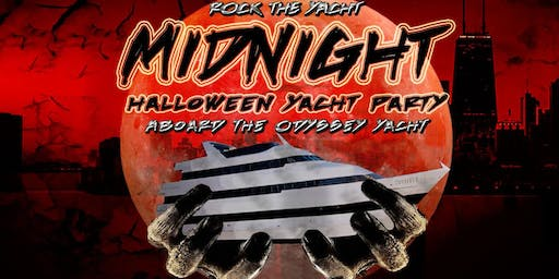 Rock the Yacht: Midnight Halloween Yacht Party