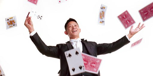 Dan Chan Magic Show