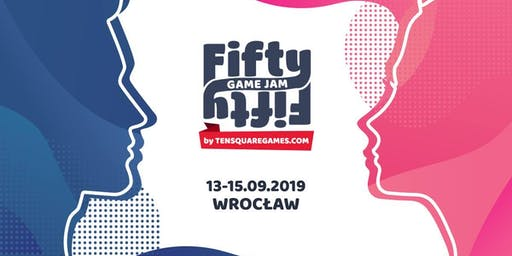 Fifty-Fifty Game Jam by Ten Square Games