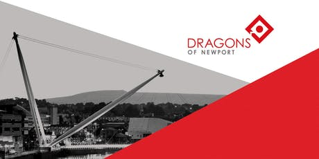 Dragons of Newport Big Breakfast Networking Event 11th September 2019 tickets