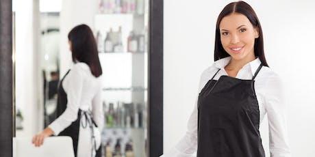 Salon Management Masterclass tickets