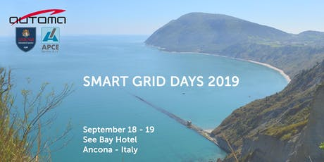 Automa Meeting 2019: Smart Grid Days  biglietti