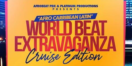 """Afro Carribean Latin"" Extravaganza Cruise tickets"