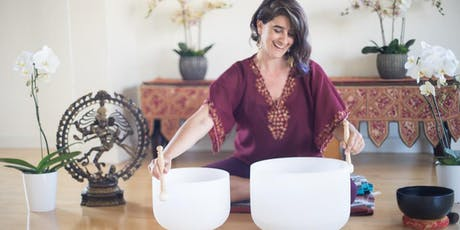 Sound Bath Immersion with Melissa Felsenstein tickets