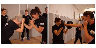 Women's only self defence workshop
