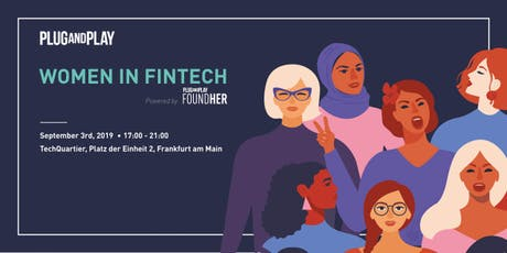 Women in Fintech (Public) tickets