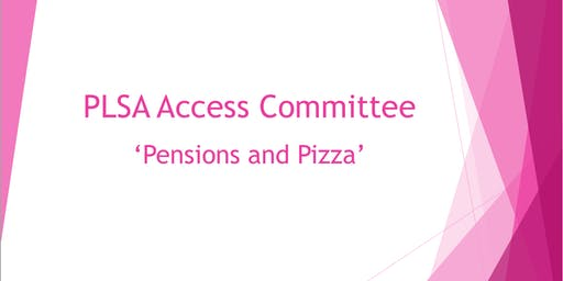Pensions and Pizza