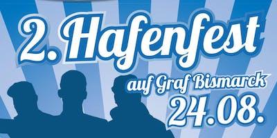 2. Hafenfest auf Graf Bismarck / Samstag