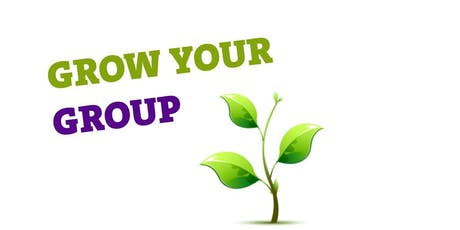 Nene Valley - Grow Your Group Workshop One tickets