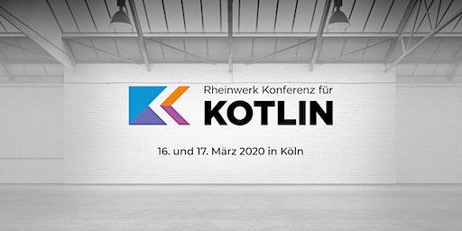Rheinwerk Konferenz für Kotlin