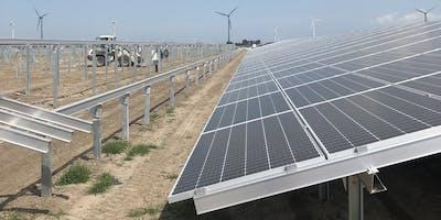Open dag Zonnepark Solarvation Lelystad